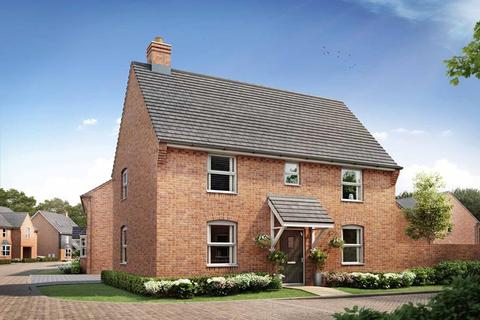 3 bedroom detached house for sale - Broughton Crossing, Broughton, AYLESBURY