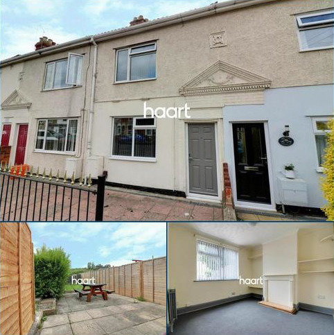 2 bedroom terraced house to rent - Cheney Manor