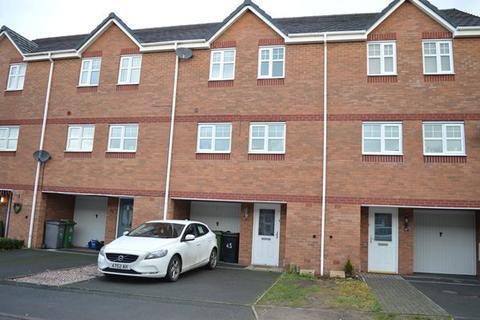 4 bedroom townhouse for sale - Vernon Drive, Market Drayton TF9