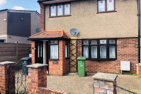 3 bedroom end of terrace house to rent - Muggeridge Road, Dagenham RM10