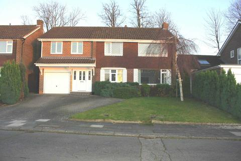 4 bedroom detached house for sale - Hall View Grove, Darlington
