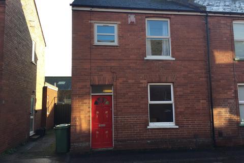 3 bedroom end of terrace house to rent - Cross View, Alphington EX2