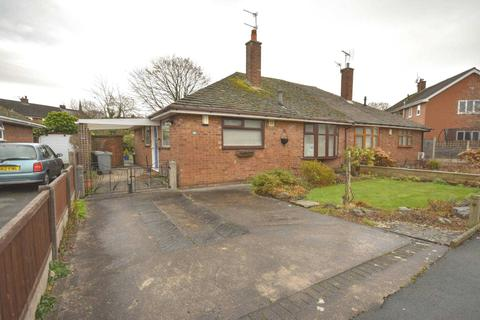 2 bedroom bungalow for sale - GLOUCESTER ROAD, POYNTON
