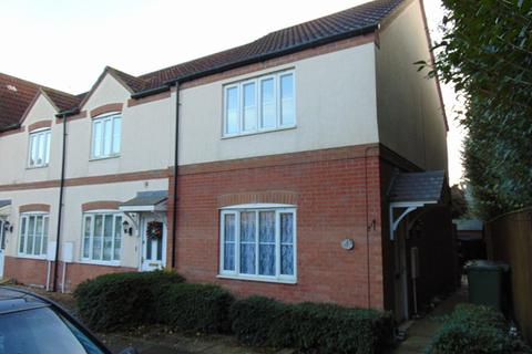 2 bedroom end of terrace house for sale - Trotwood Mews, Wisbech, PE13