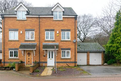 4 bedroom semi-detached house for sale - Pennyfield Close, Meanwood, Leeds, LS6
