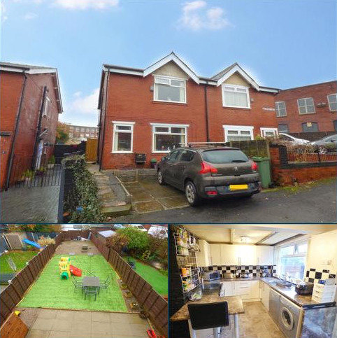 3 bedroom semi-detached house for sale - Belgrave Avenue, Hathershaw, Oldham, Greater Manchester, OL8
