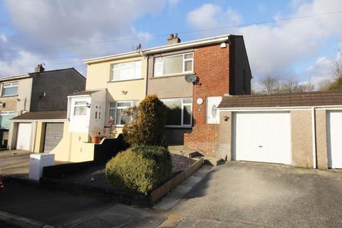 2 bedroom semi-detached house for sale - Hillcrest, Brynna, Pontyclun, CF72 9SJ