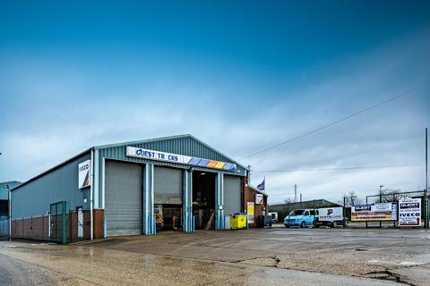 Industrial unit to rent - Marsh Lane, Boston PE21