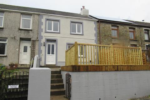 3 bedroom terraced house for sale - Greenfield Terrace, Llangynwyd, Maesteg, Bridgend. CF34 9TG