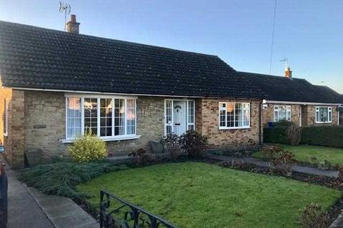 2 bedroom detached bungalow to rent - Yapham Road, Pocklington