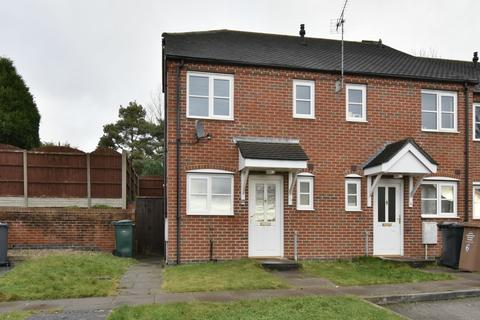 2 bedroom end of terrace house to rent - Summer Fields Drive, Midway