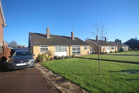 2 bedroom semi-detached bungalow to rent - Cransley Avenue, Nottingham