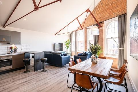 2 bedroom penthouse to rent - The Million Pen Building, Legge Lane