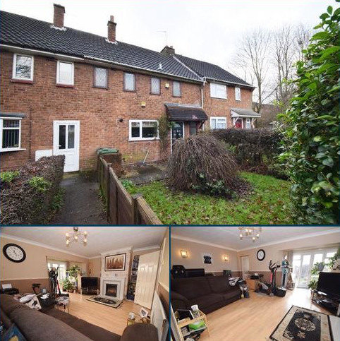 3 bedroom terraced house for sale - Glastonbury Crescent, Mossley Estate, Walsall