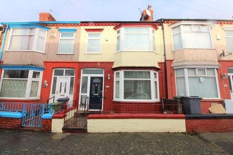 3 bedroom terraced house for sale - Inglemere Road, Birkenhead