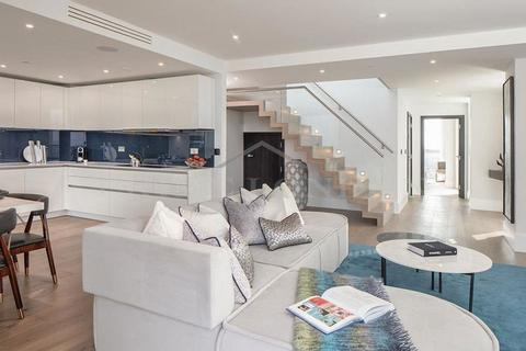 3 bedroom penthouse for sale - Wilberforce Penthouse, Gladwin Tower, Nine Elms Point