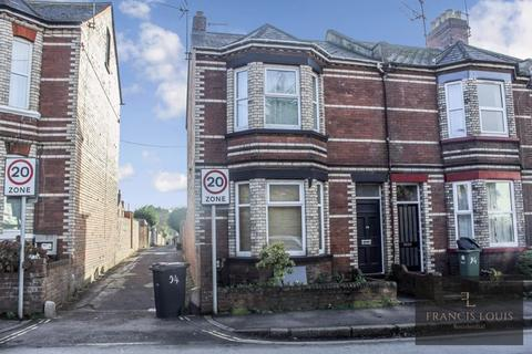 5 bedroom end of terrace house to rent - Magdalen Road, Exeter