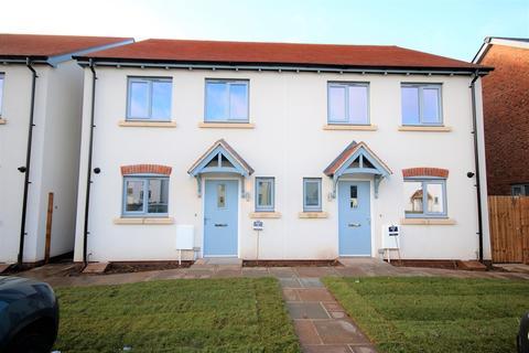 2 bedroom semi-detached house for sale - Oaklands Holt, Weobley, HR4