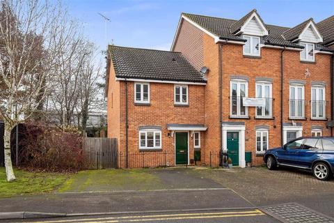 3 bedroom end of terrace house for sale - Hurst Road, Kennington, Ashford