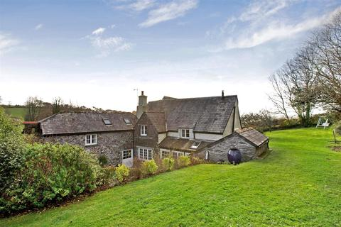 6 bedroom detached house for sale - St Martin, Looe
