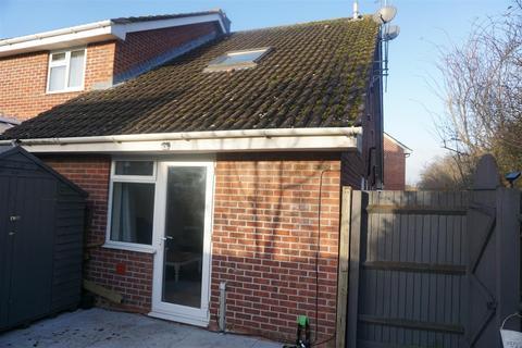 1 bedroom end of terrace house for sale - Collingbourne Close, Trowbridge