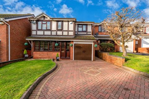4 bedroom detached house for sale - Attlee Grove, Heath Hayes, Cannock