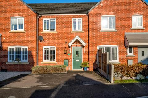 3 bedroom terraced house for sale - Rudyard Way, Cannock