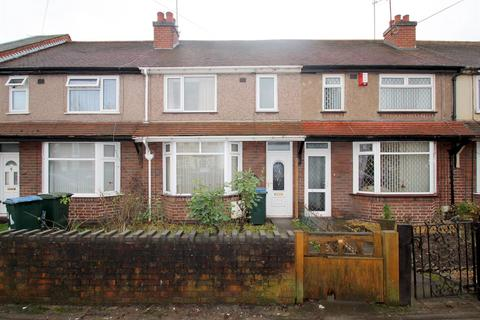 3 bedroom terraced house for sale - Windmill Road, Coventry, CV6 7BP