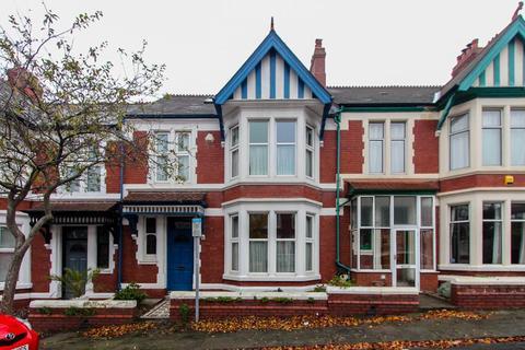 4 bedroom terraced house to rent - Harrismith Road, Penylan