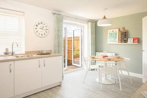 3 bedroom end of terrace house for sale - Plot 64, Archford at Northstowe, Wellington Road, Cambridge CB24
