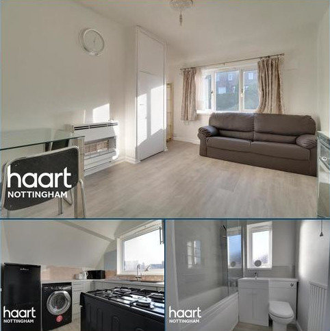 1 bedroom maisonette to rent - Linby Street, Sherwood