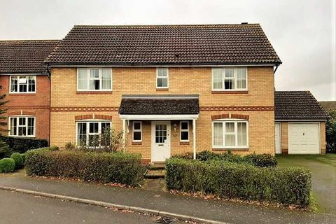 4 bedroom detached house for sale - Kestrel Close, Ashford, TN23