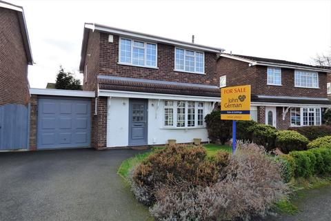 3 bedroom detached house for sale - Gorsty Bank, Lichfield