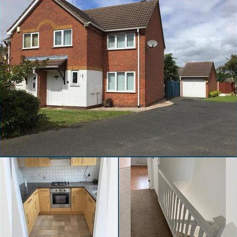 3 bedroom semi-detached house to rent - 33 Wolseley Avenue , Birmingham  B27
