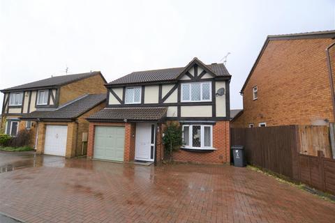 4 bedroom detached house for sale - Godwin Road, Stratone Village, Swindon