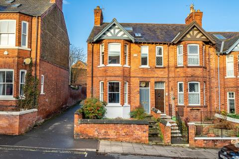 4 bedroom end of terrace house for sale - Scarcroft Hill, York