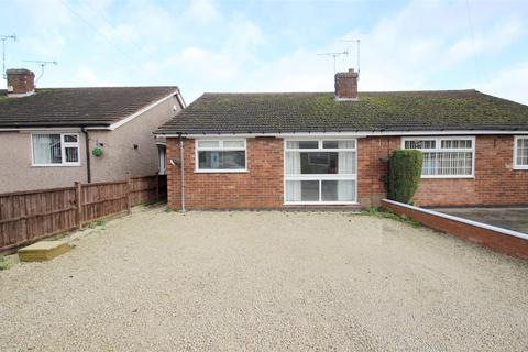 2 bedroom semi-detached bungalow for sale - Darrach Close, Potters Green, Coventry, CV2 2GL