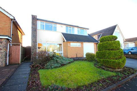 4 bedroom detached house for sale - Barry Drive, Kirby Muxloe