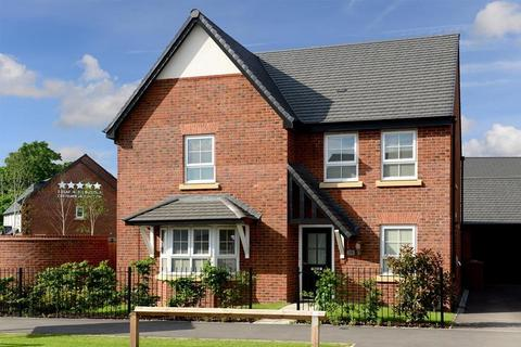 4 bedroom detached house for sale - Plot 174, CAMBRIDGE at New Lubbesthorpe, Tay Road, Lubbesthorpe, LEICESTER LE19