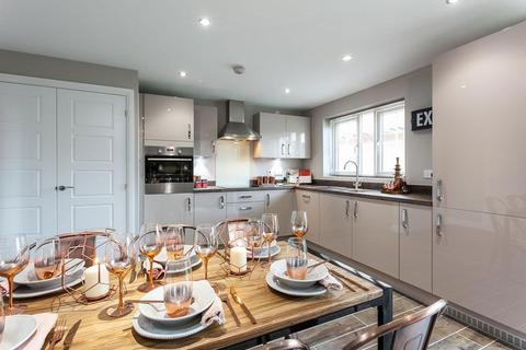 4 bedroom detached house for sale - Plot 124, CHESHAM at Highfields, Rykneld Road, Littleover, DERBY DE23