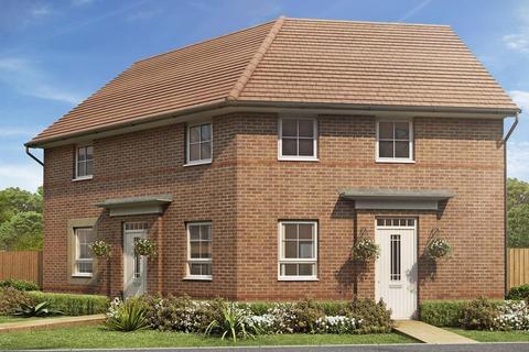 2 bedroom detached house for sale - Plot 160, LAYTON at Barratt Homes @Mickleover, Etwall Road, Mickleover, DERBY DE3
