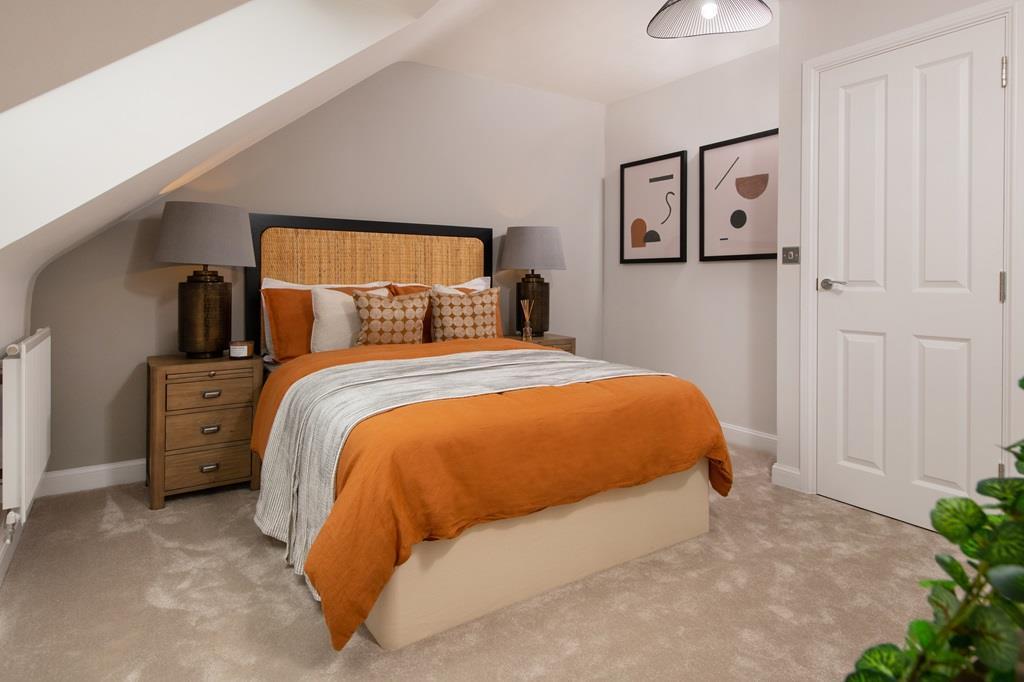 Kingsville double bedroom