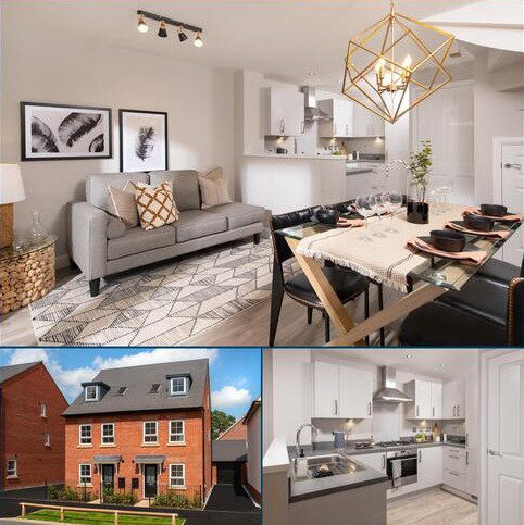4 bedroom semi-detached house for sale - Plot 183, ROCHESTER at Highfields, Rykneld Road, Littleover, DERBY DE23