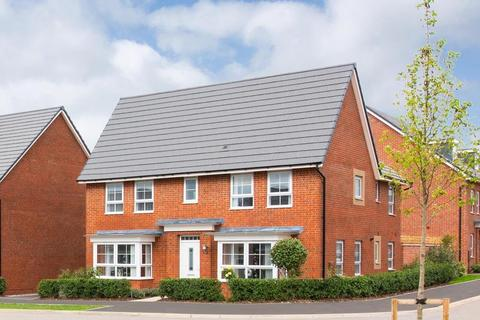 4 bedroom detached house for sale - Plot 120, ALNWICK at Highfields, Rykneld Road, Littleover, DERBY DE23