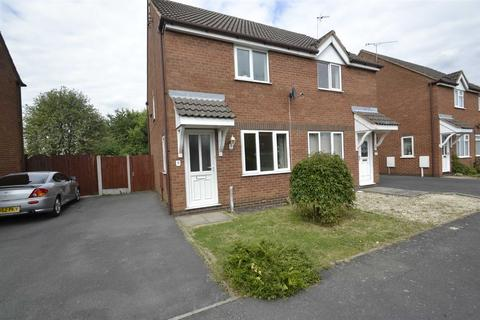 2 bedroom semi-detached house to rent - Ripley
