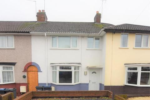 3 bedroom terraced house to rent - Lanchester Road, Kings Norton