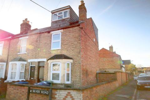 4 bedroom end of terrace house for sale - Silver Road, Oxford, OX4