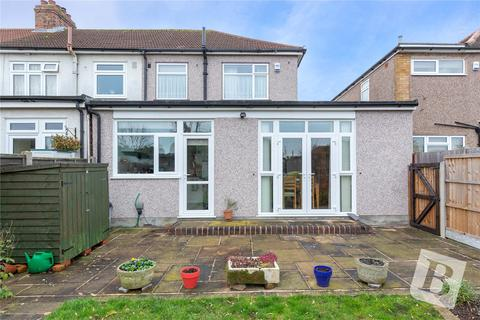3 bedroom end of terrace house for sale - Shirley Gardens, Hornchurch, RM12