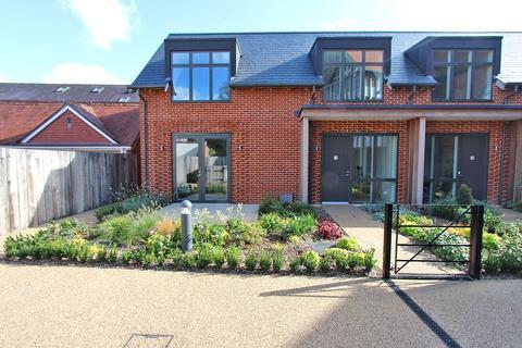 2 bedroom semi-detached house for sale - The Rise, Brockenhurst, SO42