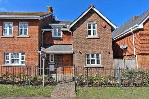 3 bedroom end of terrace house for sale - Brookley Road, Brockenhurst, Hampshire, SO42